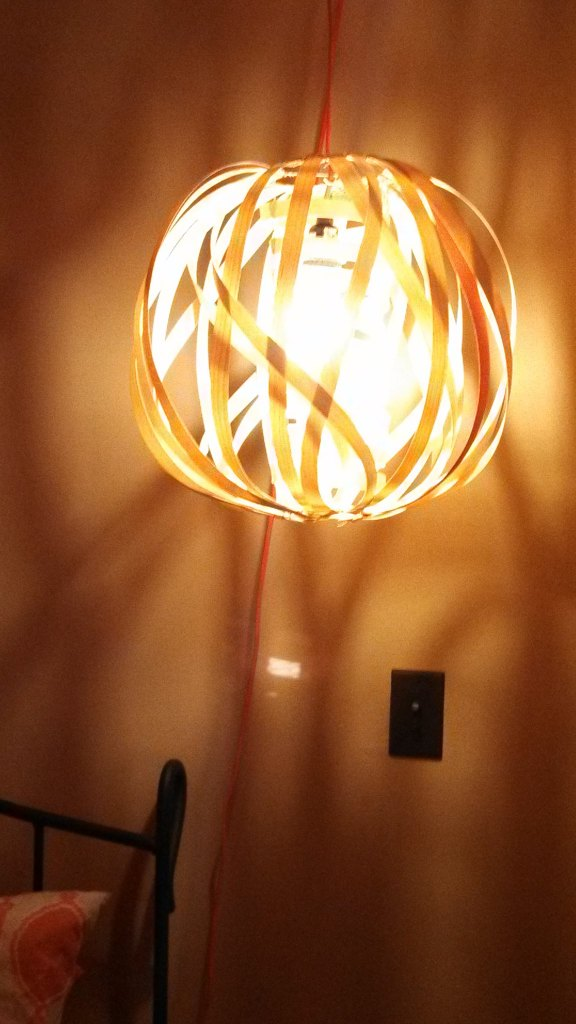 Handmade Lighting Fixture