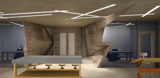 Render Floor 1